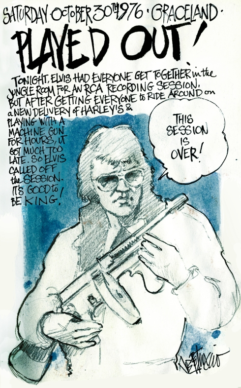 Saturday, October 30th, 1976